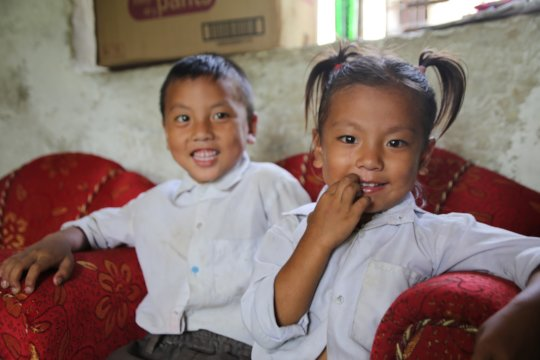 Education for 100 Nepali Earthquake Orphans