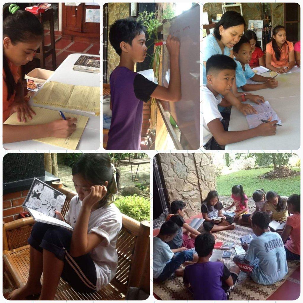 Send Vulnerable Filipino Children to School