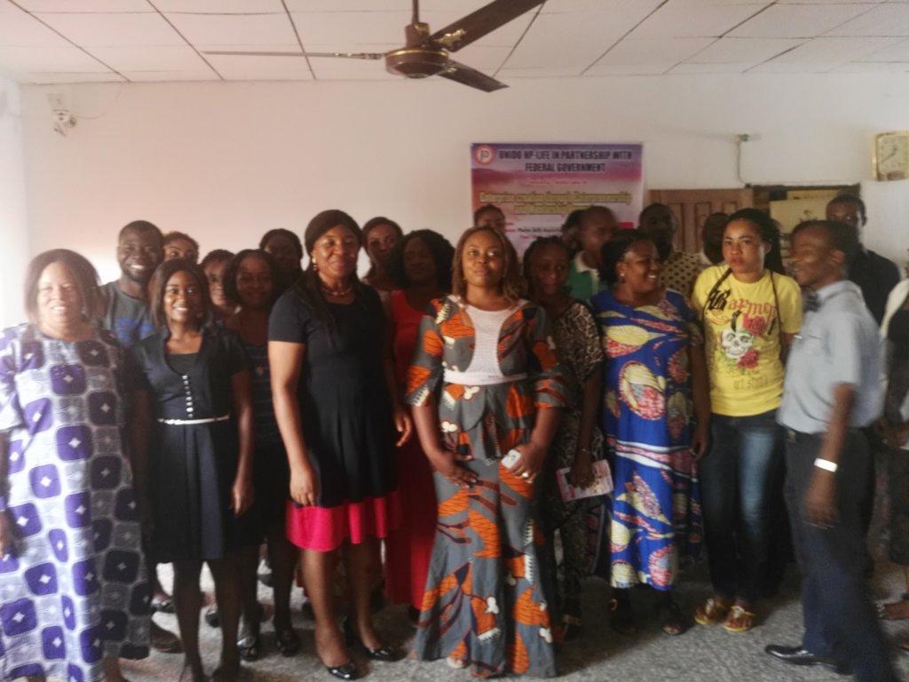 Help 300 Women in WASA Settlement learn a skill.