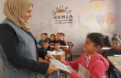 Empower 900 Syrian Girls to Dream Big