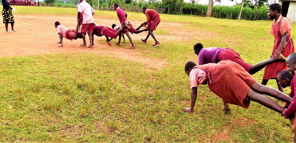 Student Positive Discipline Programme Activities