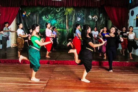 Caa Dance Class