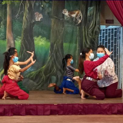 CAA Dance Stage  1