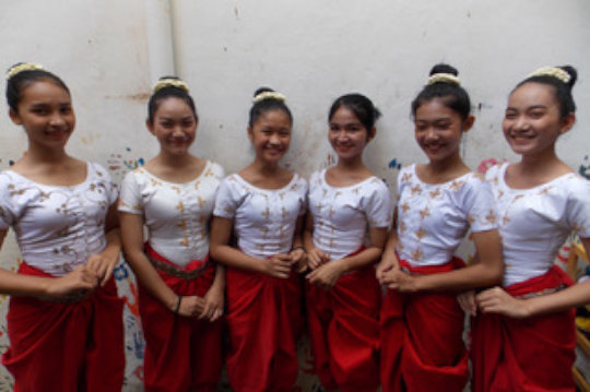 Ready to perform