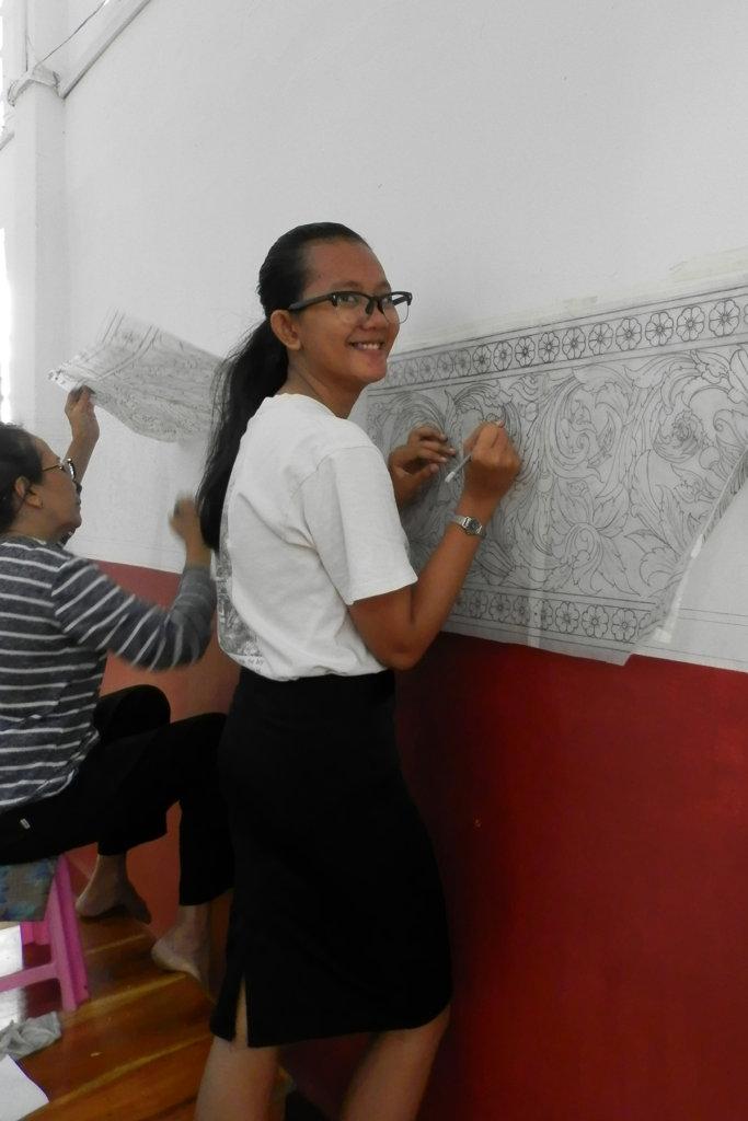 Student transfering Kbach design