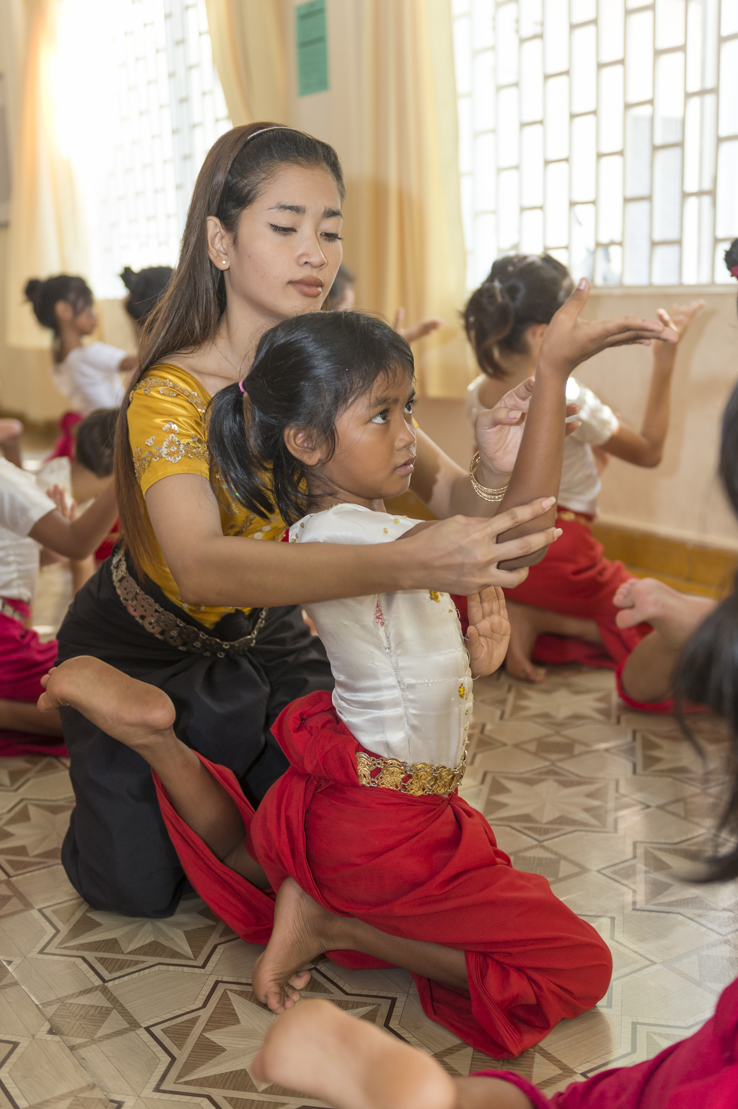 arts for cambodian children amp orphans at champey