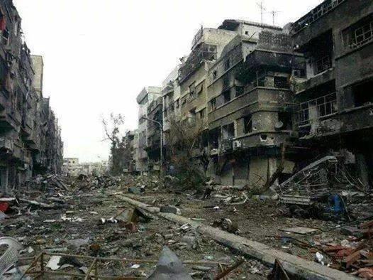 Rebuilding Palestinian Livelihoods in Yarmouk Camp