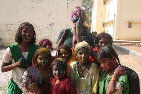 Holi at PPES!