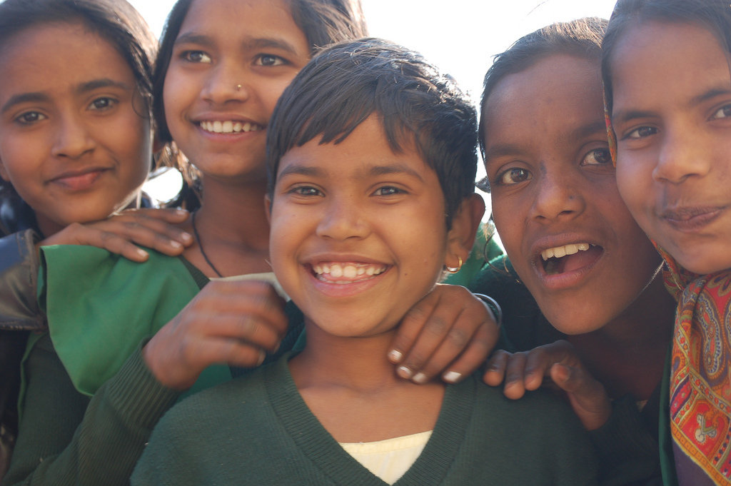 Educate and empower girls in Anupshahar, India