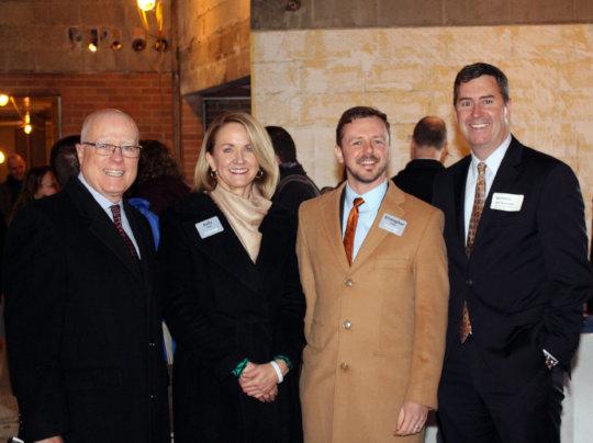 Celebrating a partnership between Incourage & UWSP
