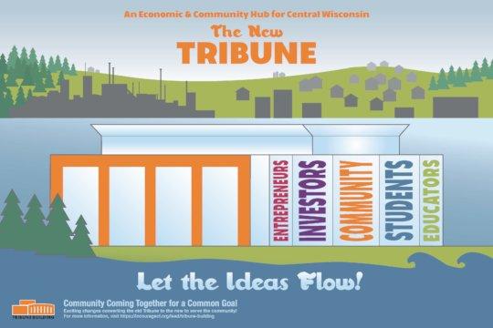 A Hall - Tribune Concept 1