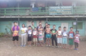 PROVIDE EDUCATION AIDS TO 40 RURAL CHILDREN