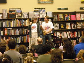 """""""The Tall Tales of Enoch"""" at Barnes and Noble #1"""