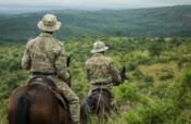 Support Mounted Rangers Fighting Rhino Poaching