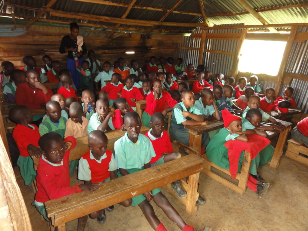 Help in Renovating AGAPE ECD School