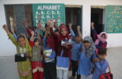 Education Kits for 21,000 children in Pakistan