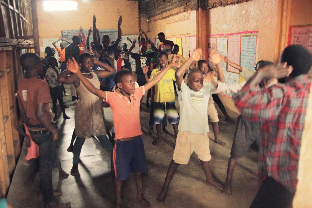 MindLeaps at Save Street Children Uganda