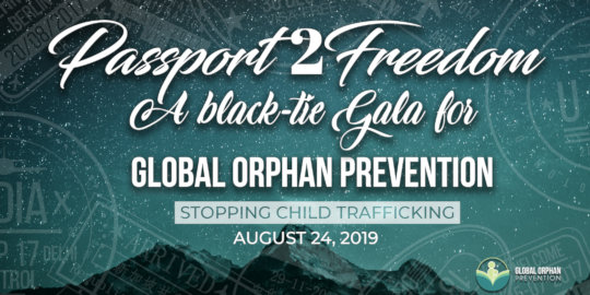 Join us at our #Passport2Freedom Gala