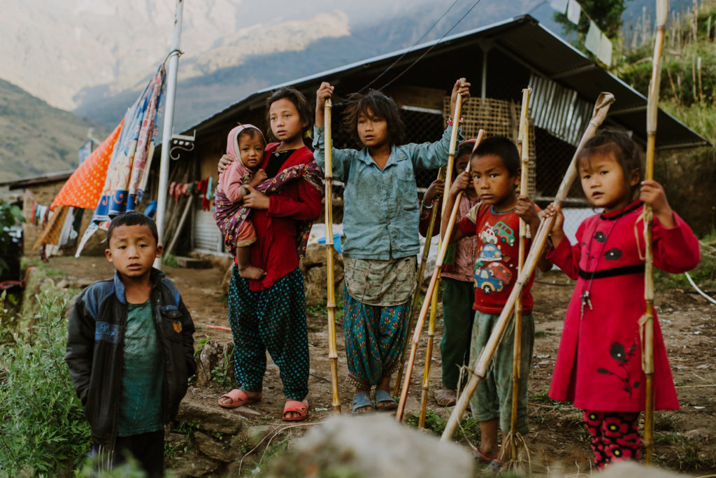 Help stop child sex trafficking in Nepal for good!