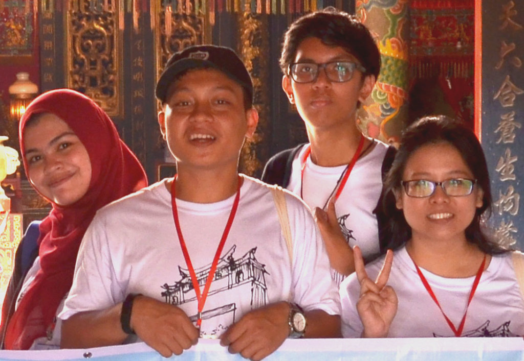 Pluralism Trail for Indonesian Youth 2018
