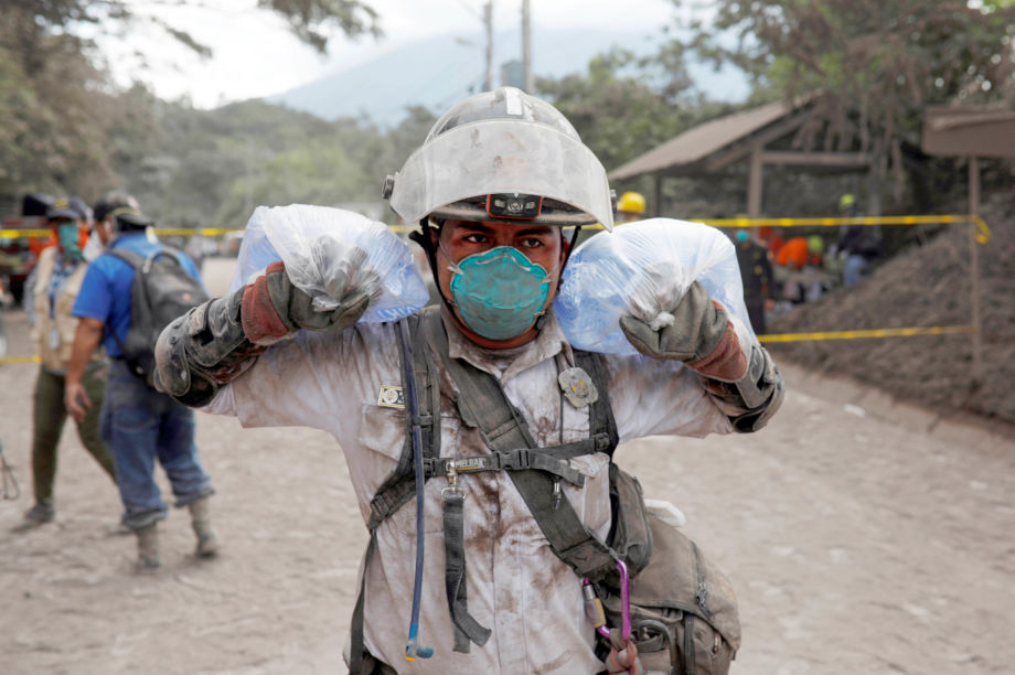 Guatemala Volcano Relief Fund