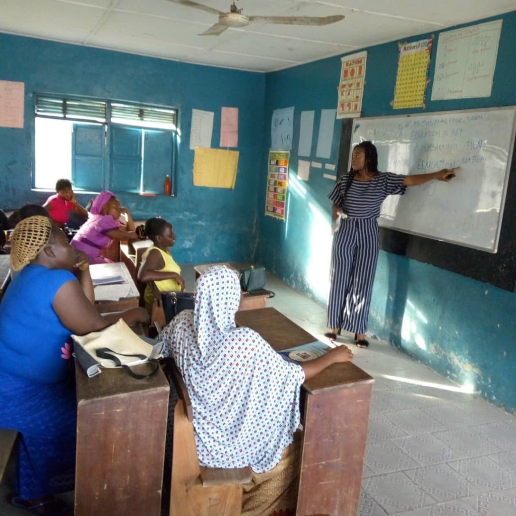 Help Us Teach English to Underprivileged Adults