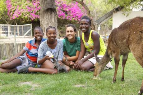 Provide Food & Care for the Wildlife Orphanage