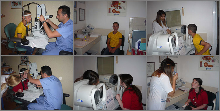 SOAR Mobile Eye Care Project for ArmenianChildren