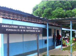 Betania de Topocho clinic