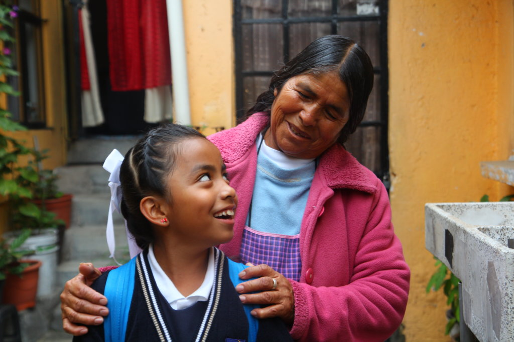 Lift 100 Children Out of Poverty in Mexico City