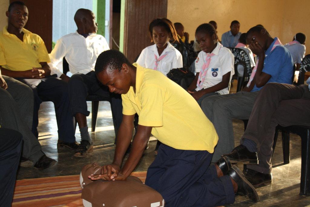Lifeskills for 250 children in Africa