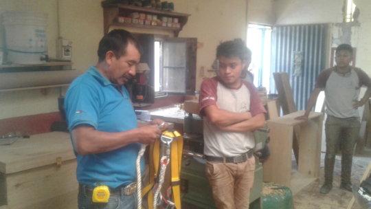Carpinteros Alotenango
