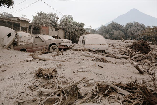 Guatemala Disaster Relief Fund