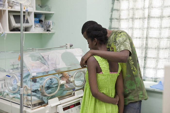 World Pediatric Project worked with partners to install a new Neonatal Intensive Care Unit (NICU) in St. Vincent so the tiniest residents of the Eastern Caribbean can have a safe, sterile environment to spend the first days of life. Since then, many lives have been saved.