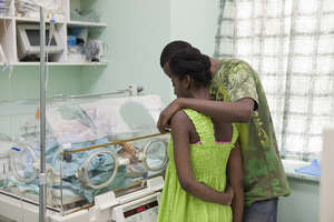 New NICU in the Eastern Caribbean