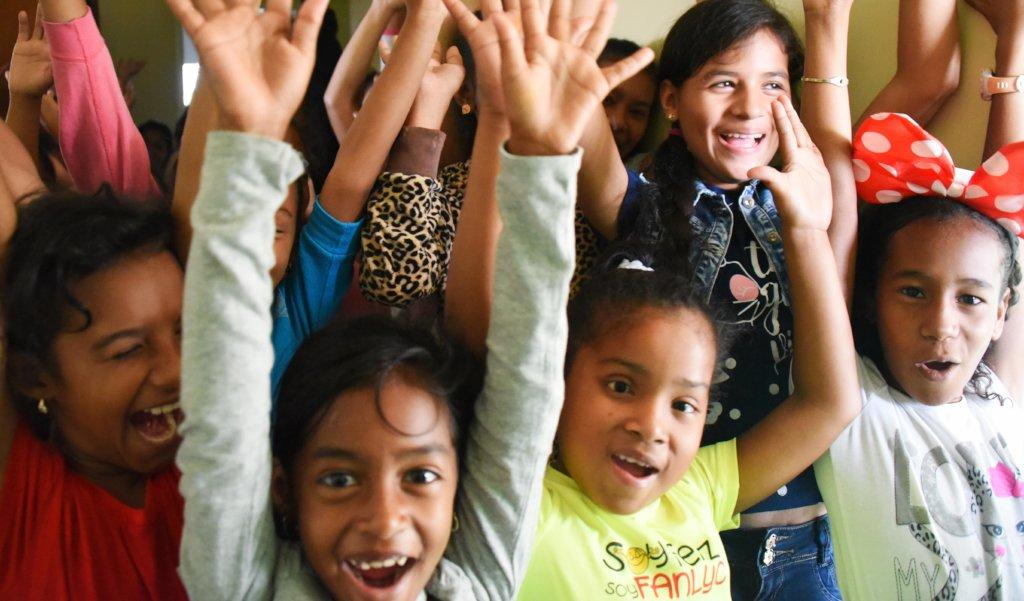 SummerProgram: Inspiring & Keeping Girls In School