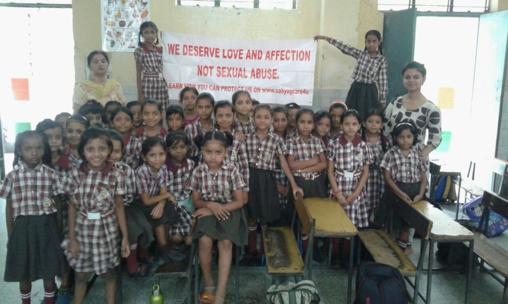 Session with School Children
