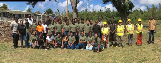 St. Croix Long-Term Recovery Group