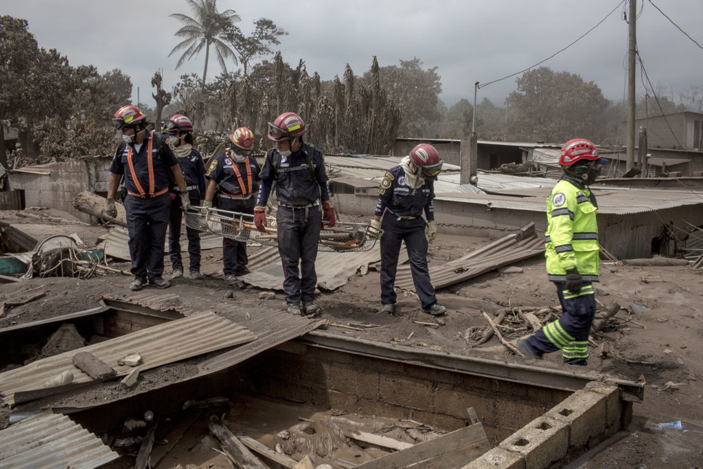 Rebuild Homes in Guatemala after Volcano Disaster