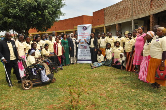 Ending Violence against Women with Disabilities