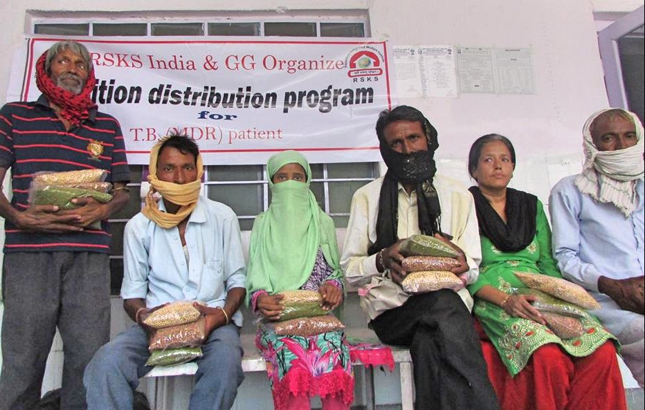 Help Tuberculosis Patients Access Nutrition!