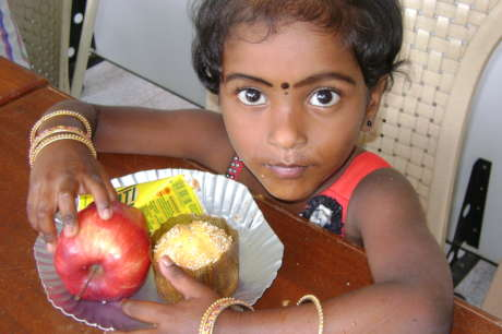 Protect Neglected disabled children from starving
