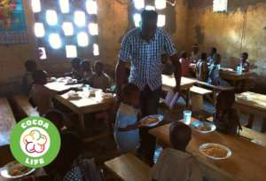 Provide Meals for Children in Cote d'Ivoire