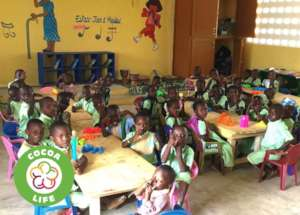 Improve Access to Early Education in Cote d'Ivoire