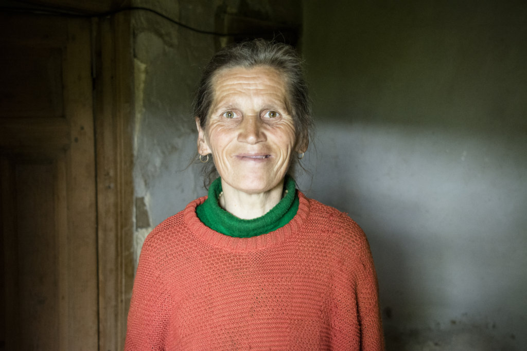 In Albania, Food and Medicine for the Poor