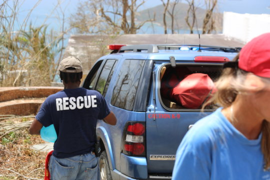 Building Forward - Hurricane Recovery in USVI