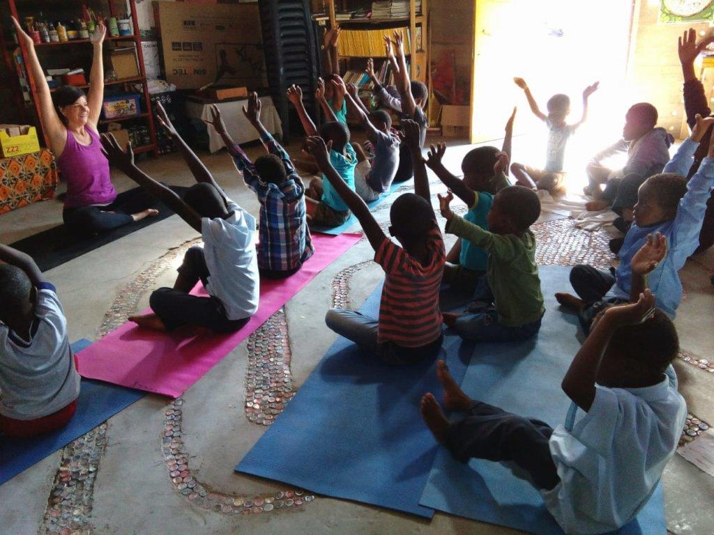 The Ubuntu Yoga Project
