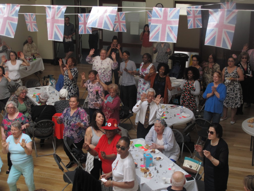 Help 100 unpaid carers live a healthy life