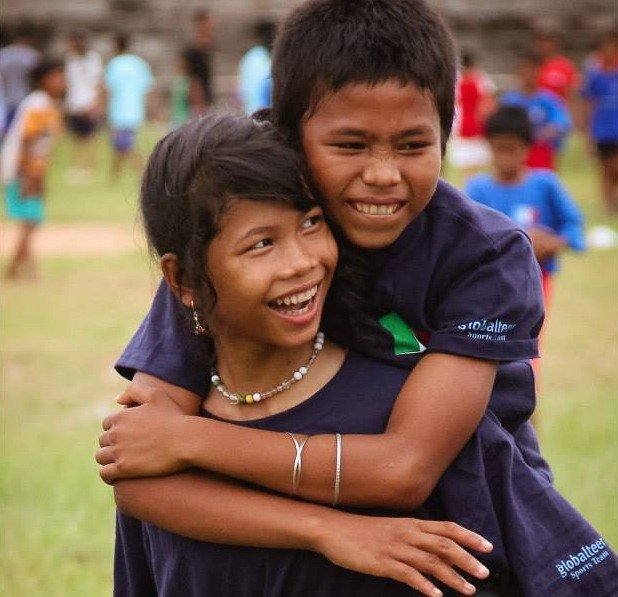 Empower 1,000 Cambodian Kids Through Sport