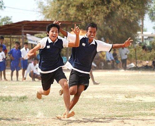 Empower 1,000 Cambodian Kids Through Sport